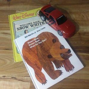 Books +car